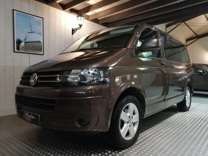 Volkswagen Multivan 2.0 TDI 140 cv Startline Marron - 2