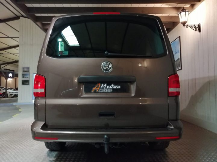 Volkswagen Multivan 2.0 TDI 140 cv Startline Marron - 4