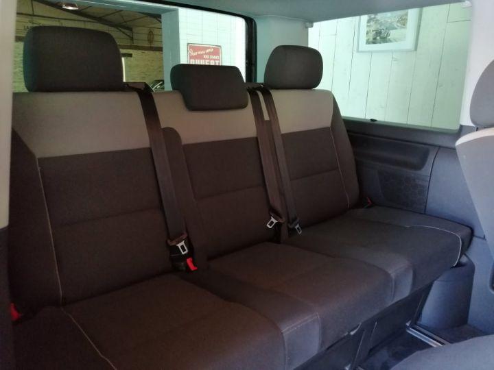 Volkswagen Multivan 2.0 TDI 140 cv Startline Marron - 10