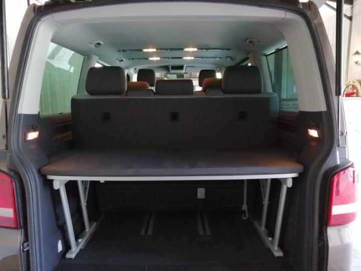 Volkswagen Multivan 2.0 TDI 140 cv Startline Marron - 12