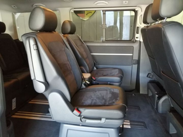 Volkswagen Multivan 2.0 TDI 150 CV CARAT DSG 7PL Gris - 12