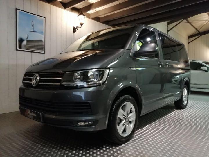 Volkswagen Multivan 2.0 TDI 150 CV CARAT DSG 7PL COURT L1H1 Gris - 2