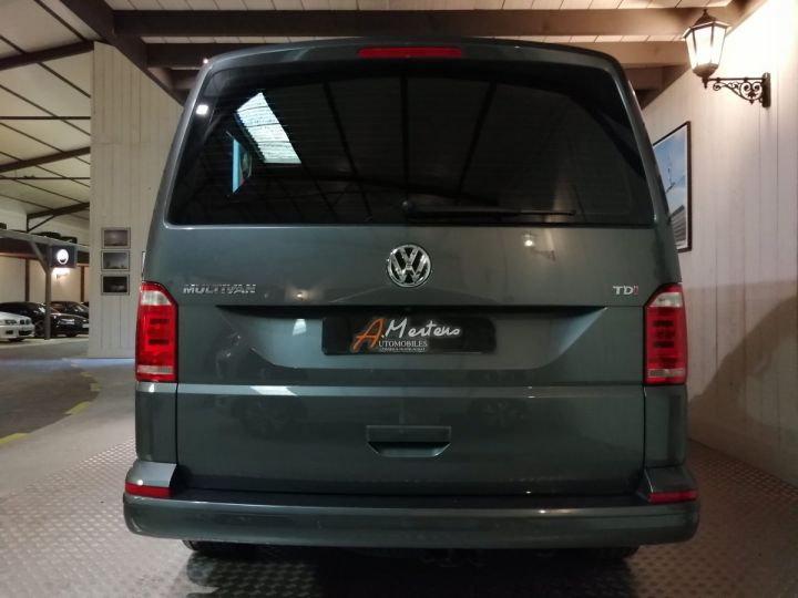 Volkswagen Multivan 2.0 TDI 150 CV CARAT DSG 7PL COURT L1H1 Gris - 4