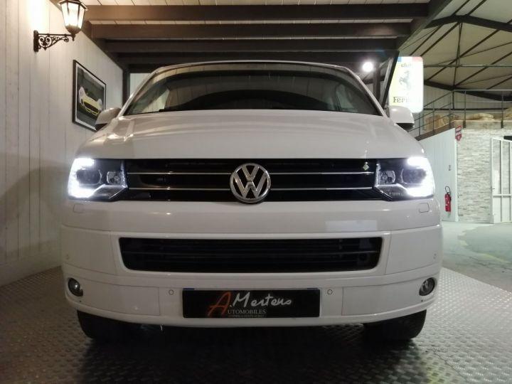 Volkswagen Multivan 2.0 TDI 180 CV LONG DSG 4MOTION Blanc - 3