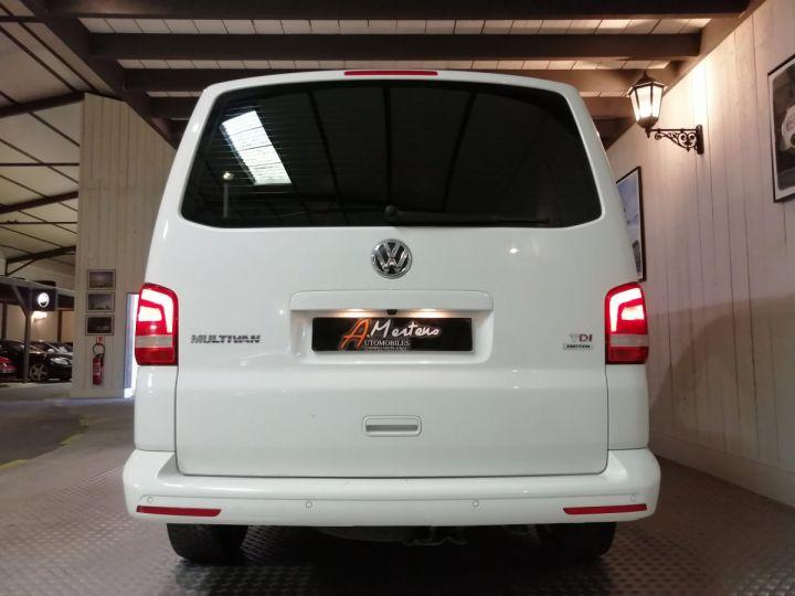 Volkswagen Multivan 2.0 TDI 180 CV LONG DSG 4MOTION Blanc - 4