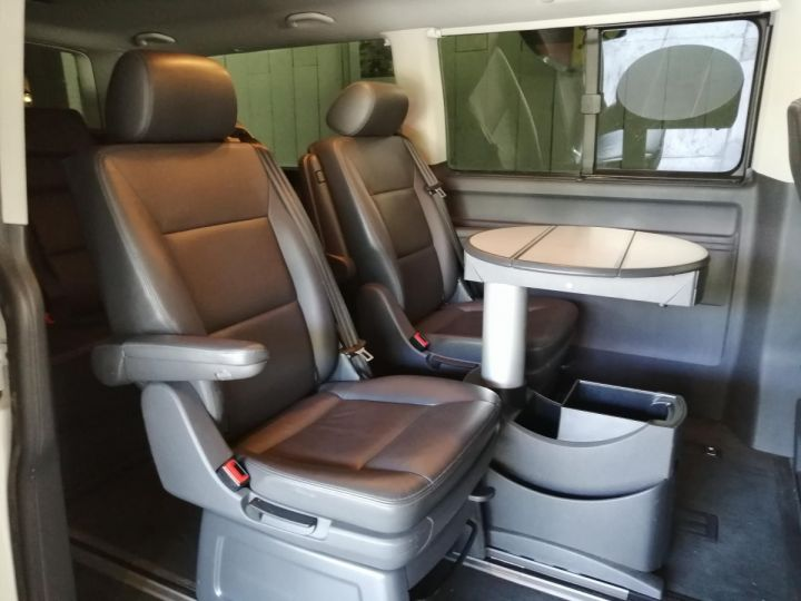 Volkswagen Multivan 2.0 TDI 180 CV LONG DSG 4MOTION Blanc - 9