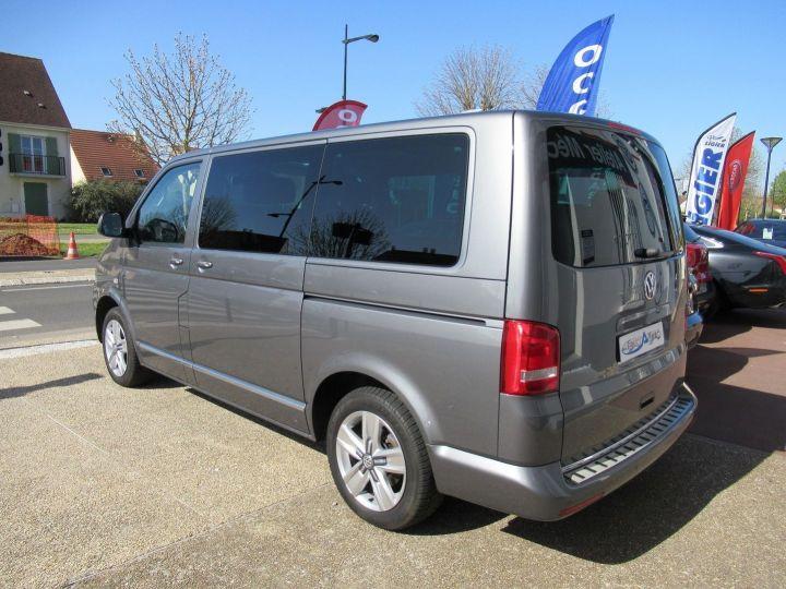 Volkswagen Multivan 2.0 TDI 180CH BLUEMOTION TECHNOLOGY HIGHLINE Gris - 3