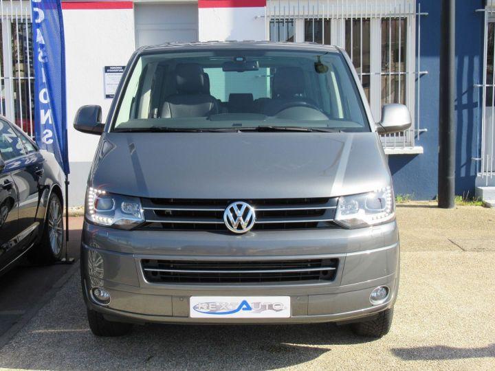 Volkswagen Multivan 2.0 TDI 180CH BLUEMOTION TECHNOLOGY HIGHLINE Gris - 6