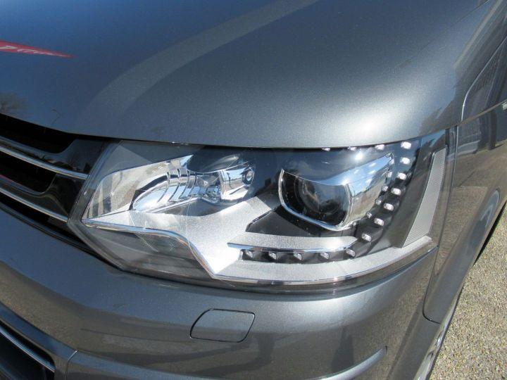 Volkswagen Multivan 2.0 TDI 180CH BLUEMOTION TECHNOLOGY HIGHLINE Gris - 7