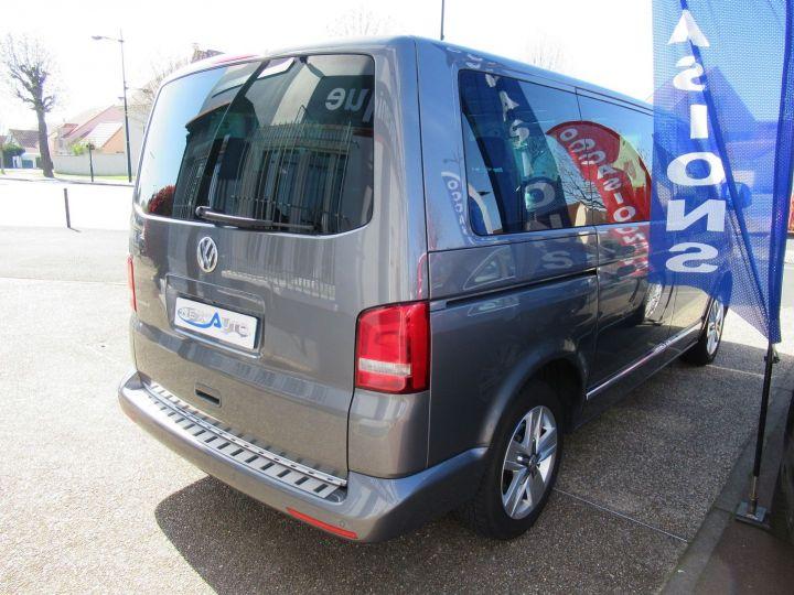 Volkswagen Multivan 2.0 TDI 180CH BLUEMOTION TECHNOLOGY HIGHLINE Gris - 9