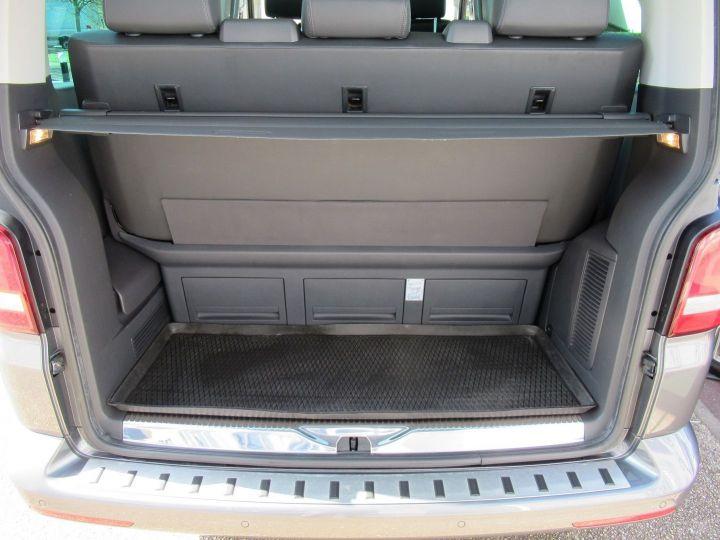 Volkswagen Multivan 2.0 TDI 180CH BLUEMOTION TECHNOLOGY HIGHLINE Gris - 12