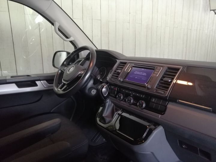 Volkswagen Multivan 2.0 TDI 204 CV 4MOTION DSG 7PL Noir - 7