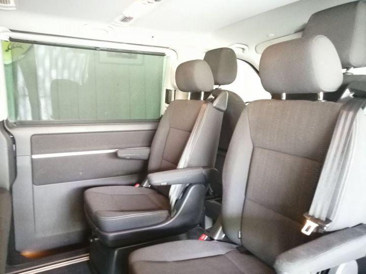 Volkswagen Multivan 2.0 TDI 204 CV 4MOTION DSG 7PL Noir - 9