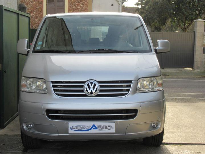 Volkswagen Multivan 2.5 TDI 130CH BVM6 GRIS CLAIR Occasion - 6