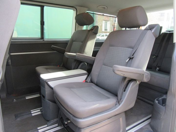 Volkswagen Multivan 2.5 TDI 130CH BVM6 GRIS CLAIR Occasion - 8