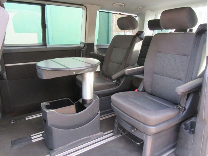 Volkswagen Multivan 2.5 TDI 130CH BVM6 GRIS CLAIR Occasion - 10