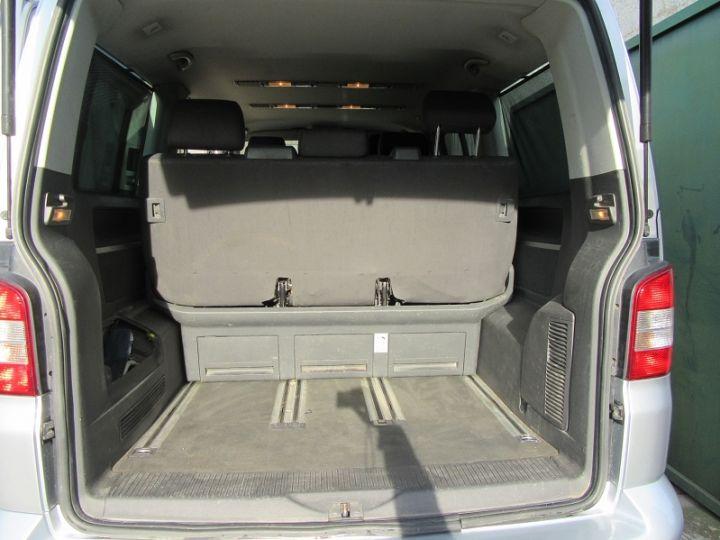 Volkswagen Multivan 2.5 TDI 130CH BVM6 GRIS CLAIR Occasion - 15