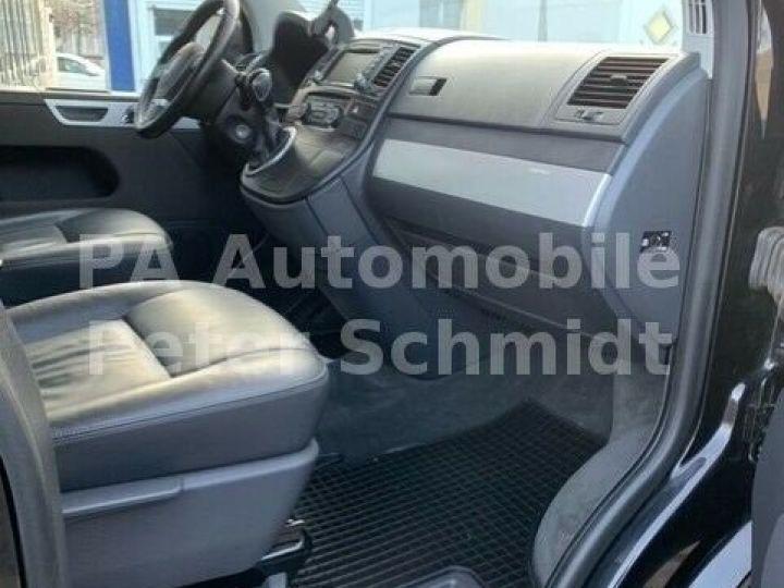Volkswagen Multivan # Comfortline Noir Peinture métallisée - 7