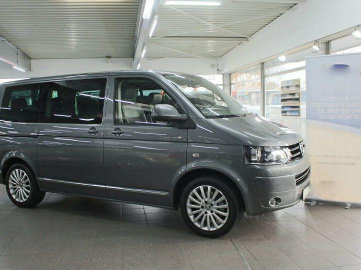 Volkswagen Multivan T5 2.0 BiTDi 179 Cv Gris - 1