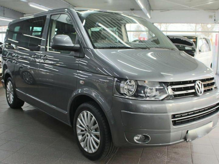 Volkswagen Multivan T5 2.0 BiTDi 179 Cv Gris - 2