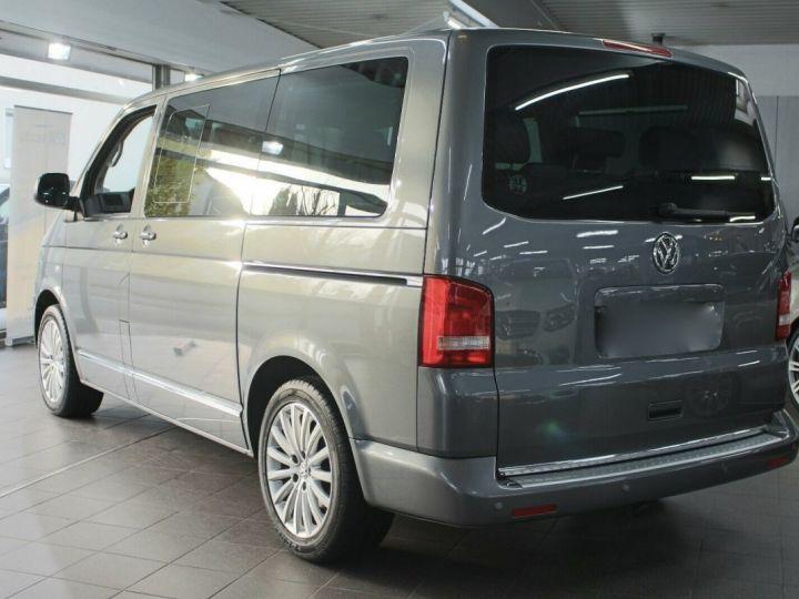 Volkswagen Multivan T5 2.0 BiTDi 179 Cv Gris - 4