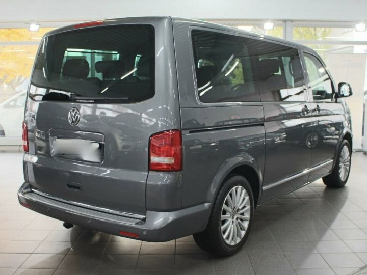 Volkswagen Multivan T5 2.0 BiTDi 179 Cv Gris - 5