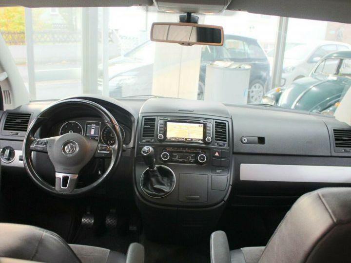Volkswagen Multivan T5 2.0 BiTDi 179 Cv Gris - 7