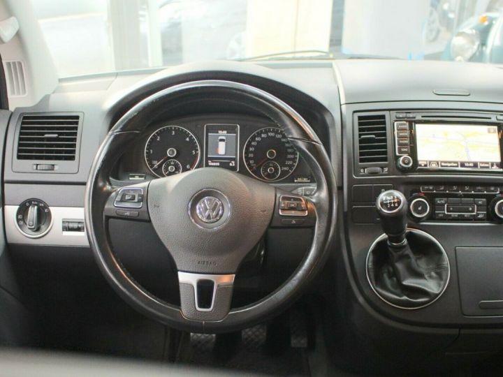 Volkswagen Multivan T5 2.0 BiTDi 179 Cv Gris - 8