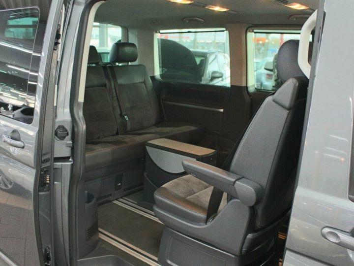 Volkswagen Multivan T5 2.0 BiTDi 179 Cv Gris - 10