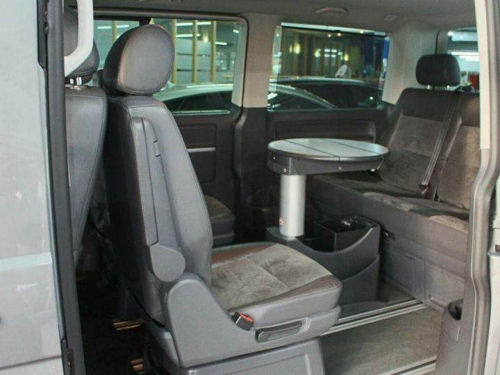 Volkswagen Multivan T5 2.0 BiTDi 179 Cv Gris - 11