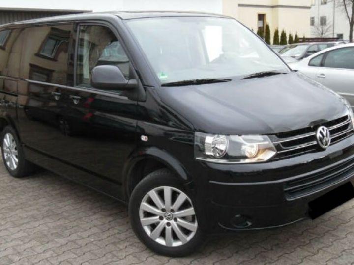 Volkswagen Multivan T5 2.0 BiTDi 180 cv DSG NOIR - 2