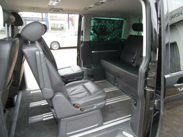 Volkswagen Multivan T5 2.0 BiTDi 180 cv DSG NOIR - 10