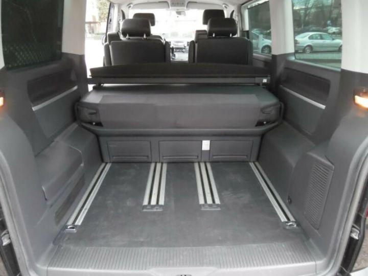 Volkswagen Multivan T5 2.0 BiTDi 180 cv DSG NOIR - 11