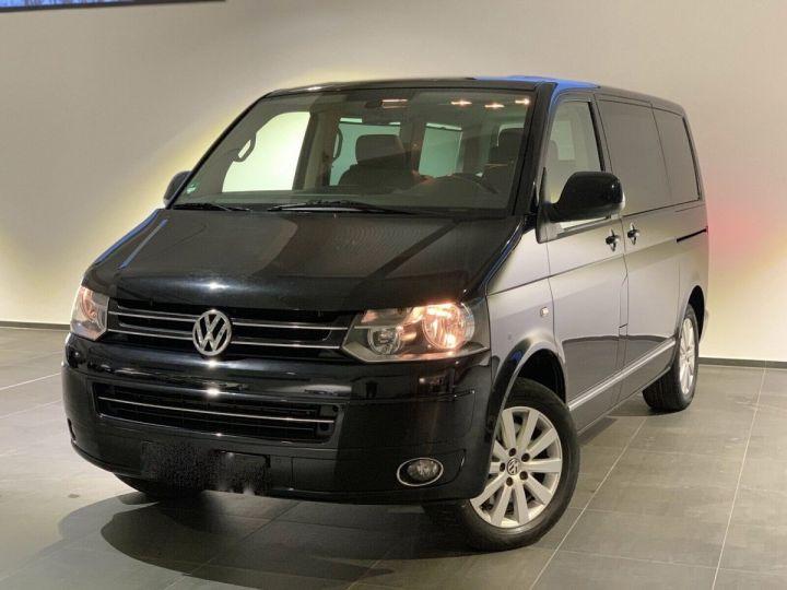 Volkswagen Multivan T5 Highline 2.0 BiTDi 179 DSG Noir - 1