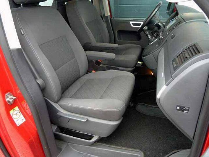 Volkswagen Multivan # Volkswagen T5 Multivan 2.0 TDI Comfortline  Rouge - 7