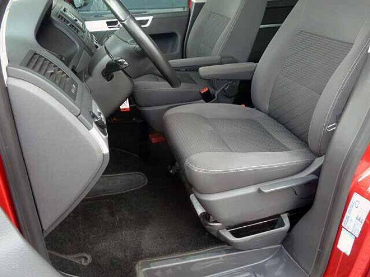 Volkswagen Multivan # Volkswagen T5 Multivan 2.0 TDI Comfortline  Rouge - 8
