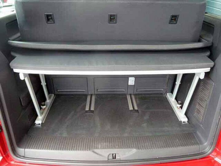 Volkswagen Multivan # Volkswagen T5 Multivan 2.0 TDI Comfortline  Rouge - 11