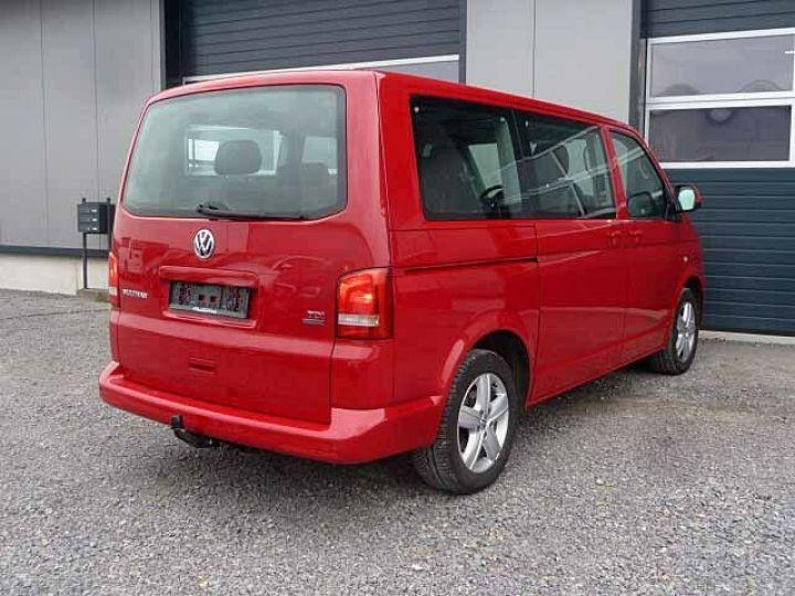 Volkswagen Multivan # Volkswagen T5 Multivan 2.0 TDI Comfortline  Rouge - 13
