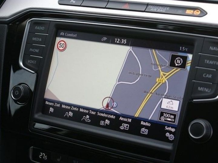 Volkswagen Passat 1.4 TSI 218CH GTE DSG6 BLEU Occasion - 7