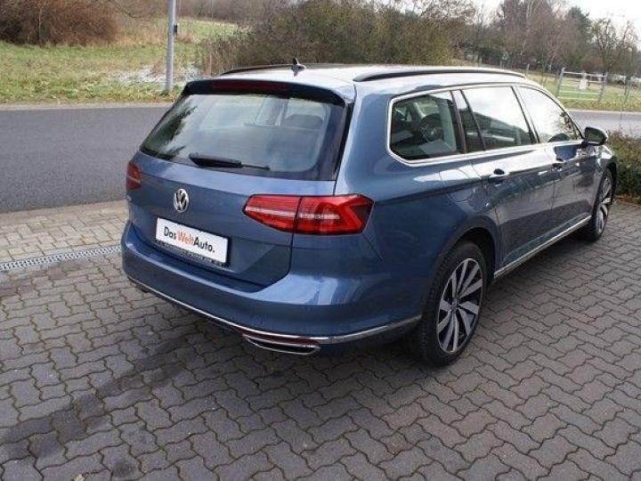 Volkswagen Passat 1.4 TSI 218CH GTE DSG6 BLEU Occasion - 12
