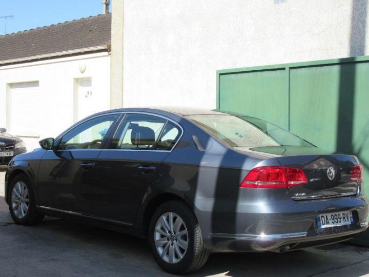 Volkswagen Passat 1.6 TDI 105CH BLUEMOTION TECHNOLOGY FAP BLUEMOTION BUSINESS GRIS FONCE Occasion - 3