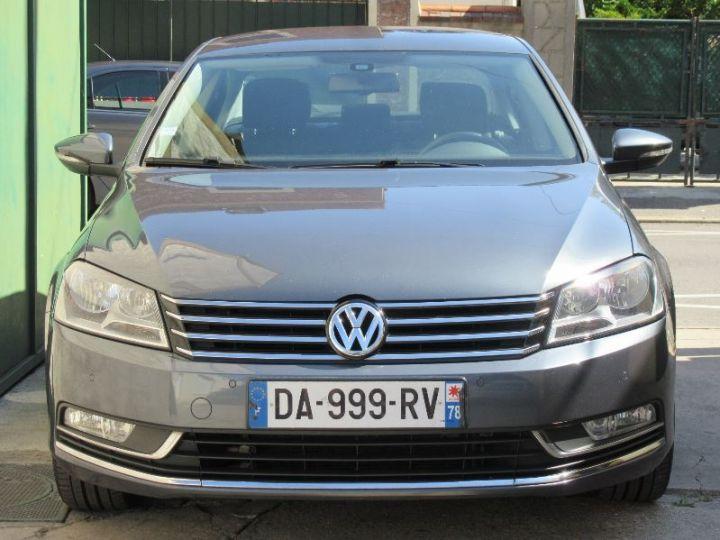 Volkswagen Passat 1.6 TDI 105CH BLUEMOTION TECHNOLOGY FAP BLUEMOTION BUSINESS GRIS FONCE Occasion - 6