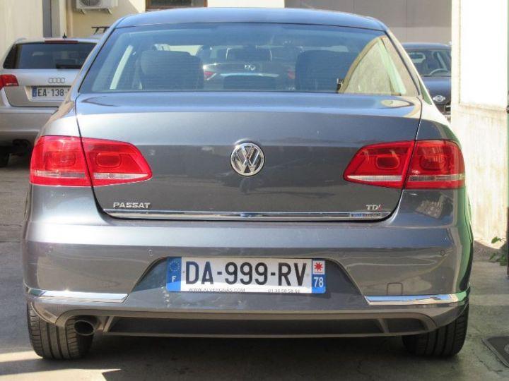 Volkswagen Passat 1.6 TDI 105CH BLUEMOTION TECHNOLOGY FAP BLUEMOTION BUSINESS GRIS FONCE Occasion - 7