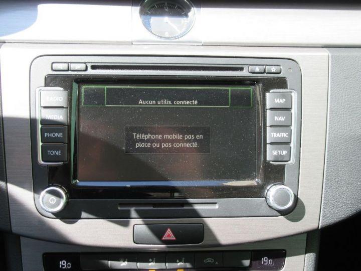 Volkswagen Passat 1.6 TDI 105CH BLUEMOTION TECHNOLOGY FAP BLUEMOTION BUSINESS GRIS FONCE Occasion - 16
