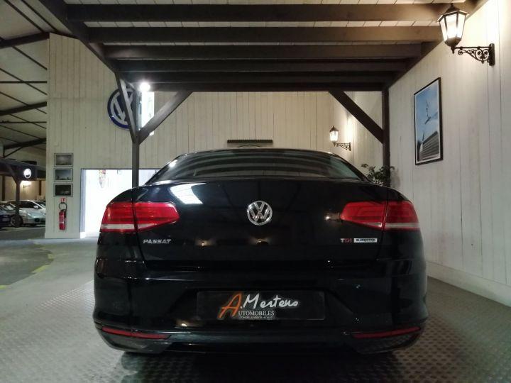 Volkswagen Passat 1.6 TDI 120 CV CONFORTLINE DSG Noir - 4