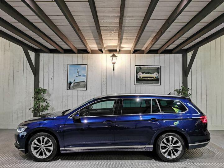 Volkswagen Passat 2.0 TDI 150 CV CARAT DSG  Bleu - 1