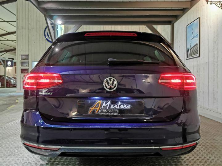 Volkswagen Passat 2.0 TDI 150 CV CARAT DSG  Bleu - 4