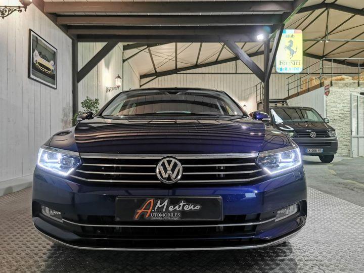 Volkswagen Passat 2.0 TDI 150 CV CARAT DSG  Bleu - 3