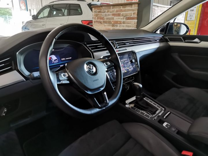 Volkswagen Passat 2.0 TDI 150 CV CARAT DSG  Bleu - 5