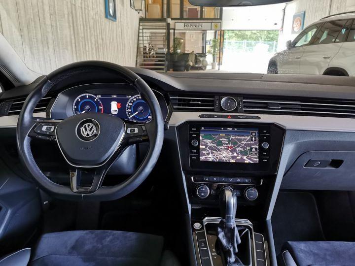 Volkswagen Passat 2.0 TDI 150 CV CARAT DSG  Bleu - 6